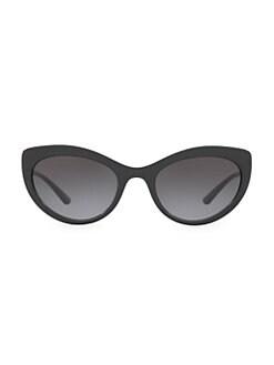 ebb885ba415f Product image. QUICK VIEW. Dolce & Gabbana. DG6124 53MM Cat Eye Sunglasses
