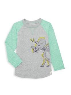 Baby Boy Clothes: Tops, Footies & Bodysuits | Saks com
