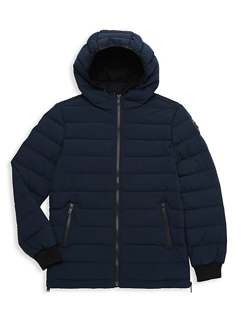 Little Kid's & Kid's Caswell Down Puffer Jacket