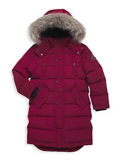 6e060fc08 Girls' Coats & Jackets Sizes 7-16   Saks.com