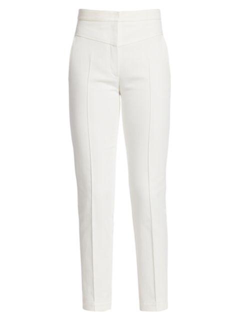 Akris punto Freya High-Waist Jeans   SaksFifthAvenue