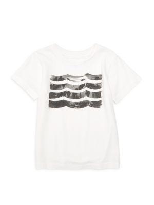 Sol Angeles Little Boy S Boy S Landscape Waves Graphic Tee