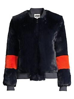 1530e7502 Women's Apparel - Coats & Jackets - Motos & Bombers - saks.com
