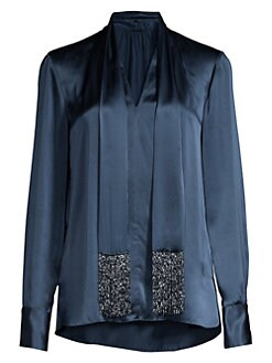 0ed0703dc Tops For Women: Blouses, Shirts & More   Saks.com