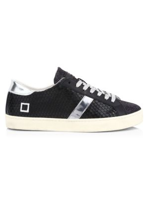 D.a.t.e. Sneakers Hill Low Pong Leather Sneakers