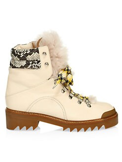 """NWT Girls Cold Front /""""Hearts/"""" Winter Boots Size 6"""