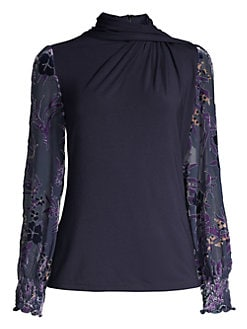 7e73e85bf6d7 Tops For Women: Blouses, Shirts & More | Saks.com