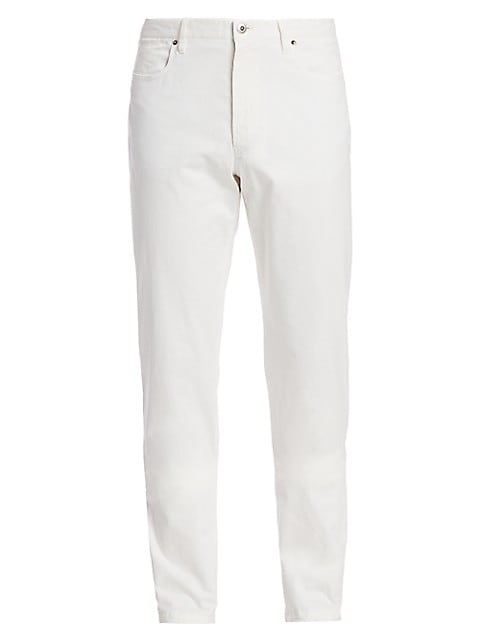 COLLECTION Stretch Cotton Pants