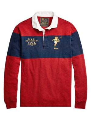 Shirt Fit Classic Bear Classic Rugby Fit Bear ZiXOPkuT
