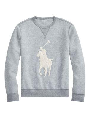 Polo Ralph Lauren T-shirts Logo Roundneck Sweatshirt