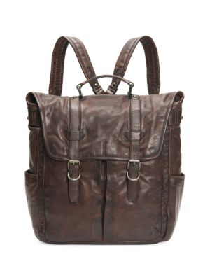 Frye Backpacks Murray Leather Backpack