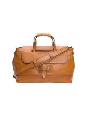 Frye Bags Bowery Leather Weekender Bag