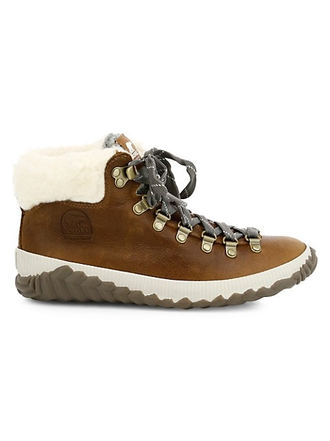Out N About Plus Conquest Faux Fur Hiking Boots