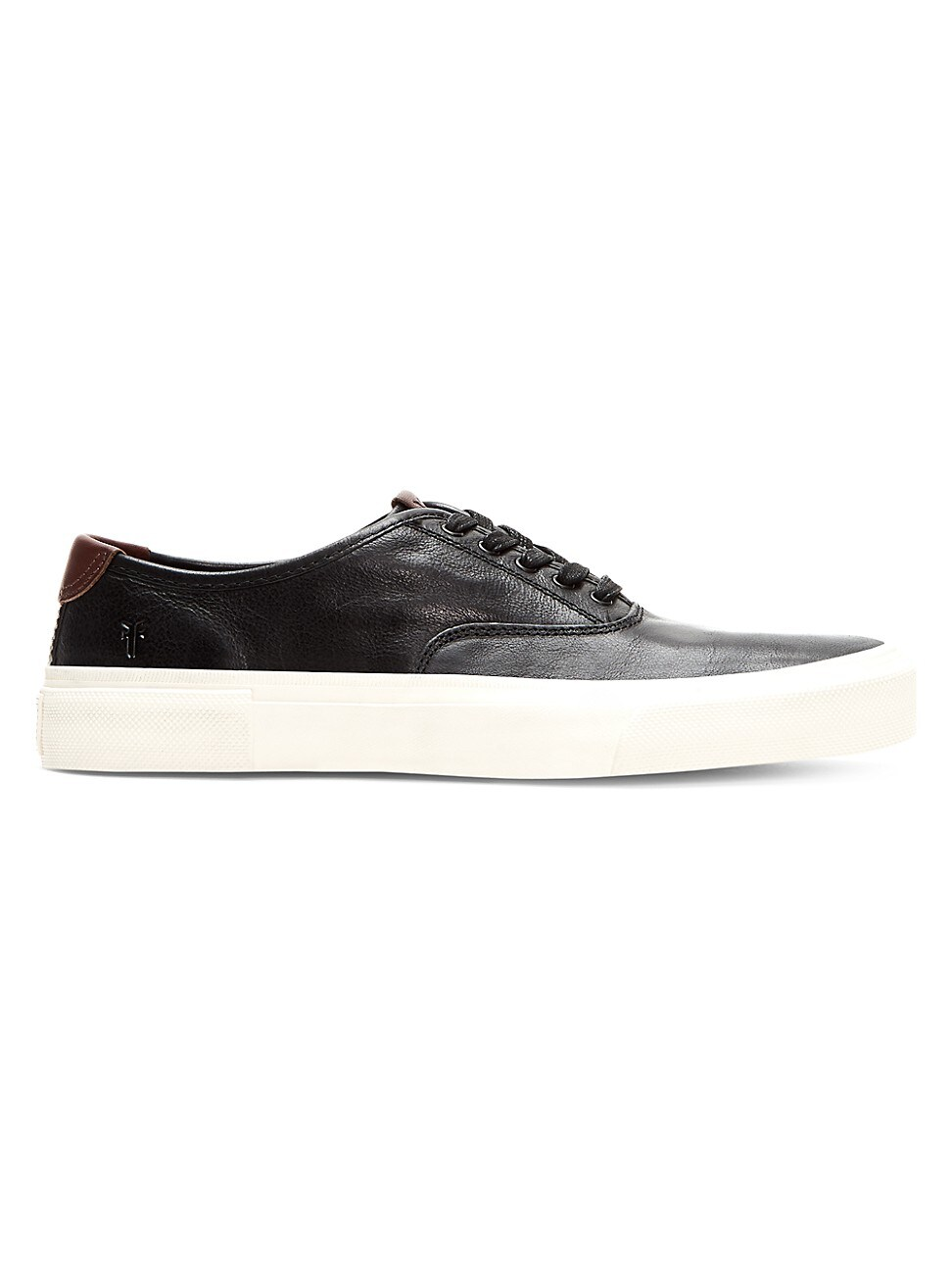 Frye Men's Ludlow Bal Oxford Sneakers Men's Shoes In Black White