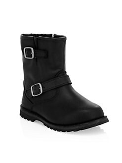 0eb96ccb9e3ac QUICK VIEW. Ugg. Baby's, Little Girl's & Girl's Harwell Leather Buckle Boots