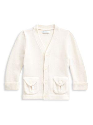 Ralph Lauren Baby Boy S Merino Wool Cardigan