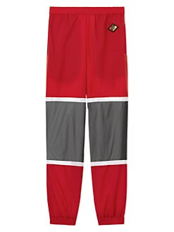 Burberry Colorblock Track Pants