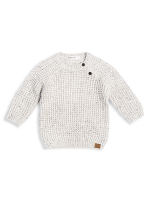 Miles Baby Little Boy S Chunky Knit Sweater