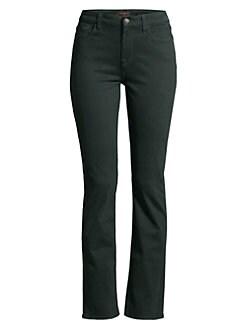 4564dd61 Straight Leg Jeans For Women | Saks.com