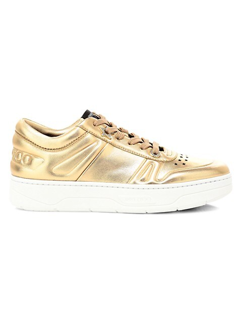 Hawaii Metallic Sneakers