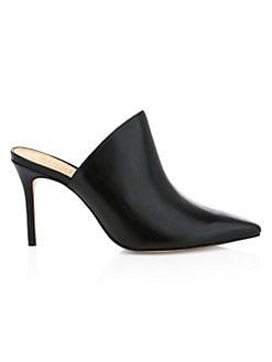 3dd45de307 Women's Shoes: Mules & Slides | Saks.com