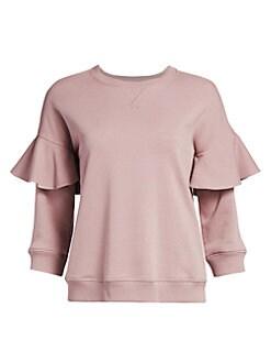 6bfb65d1 Women's Apparel - Sweatshirts & Hoodies - saks.com