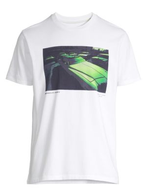 Rag Amp Bone Muscle Car Graphic T Shirt