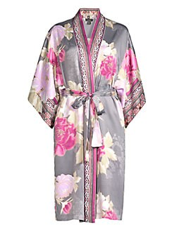 8f05a8b0b42f5 Women's Apparel - Lingerie & Sleepwear - Robes & Caftans - saks.com