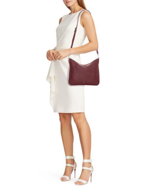 Kate Spade New York Medium Polly Leather Shoulder Bag | SaksFifthAvenue
