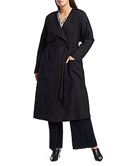 Plus Size Coats & Jackets | Saks.com