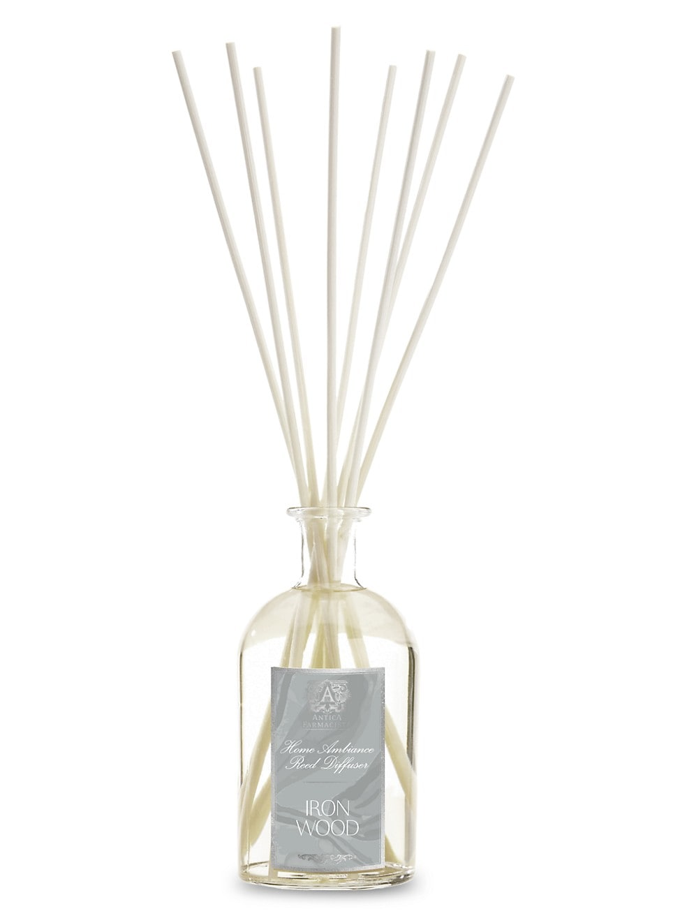 Antica Farmacista Iron Wood Home Ambiance Reed Diffuser