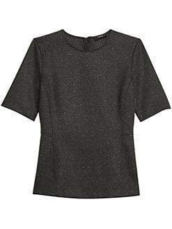 9e8d093668 Tops For Women: Blouses, Shirts & More | Saks.com