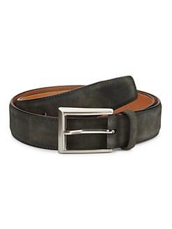 Men S Belts Saks Com
