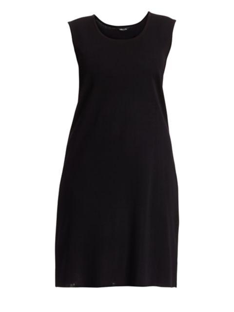 Misook, Plus Size Scoop Tank Dress   SaksFifthAvenue