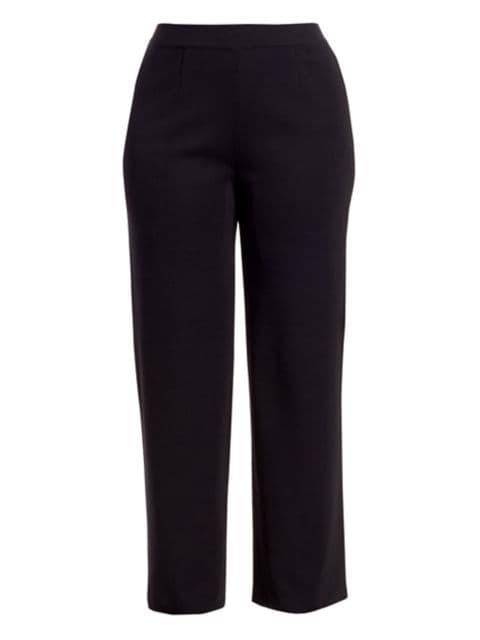 Misook, Plus Size Pull-On Wide Leg pants | SaksFifthAvenue