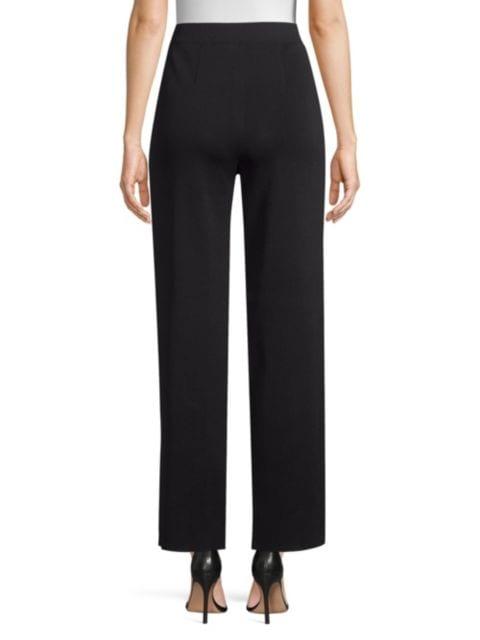Misook Tailored Wide-Leg Pants | SaksFifthAvenue