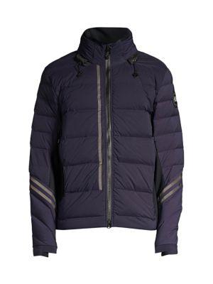Canada Goose Jackets Hybridge Slim-Fit Down Jacket