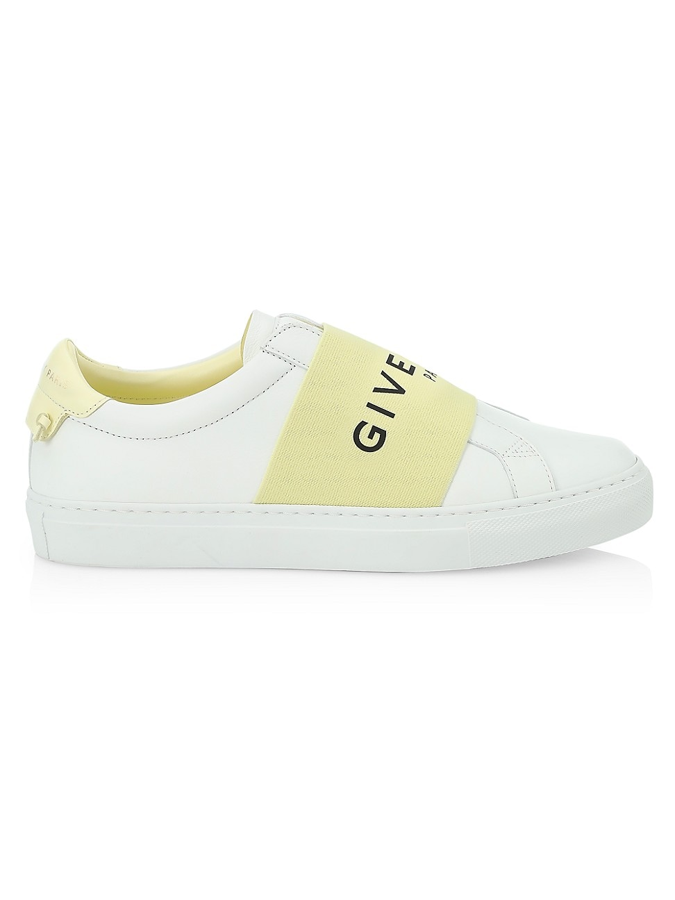Givenchy WOMEN'S URBAN STREET LOGO STRAP LEATHER SNEAKERS