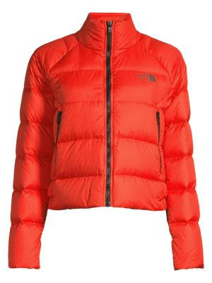 b34ef9196 The North Face - Hyalite Standard-Fit Crop Nylon Down Jacket - saks.com