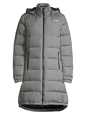 ab2a37293 The North Face - Metropolis III Standard-Fit Down Puffer Parka