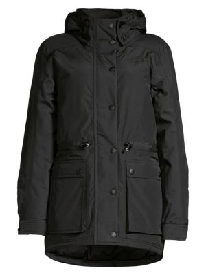 The North Face Reign On Standard Fit Nylon Down Parka