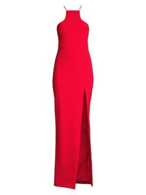 Likely Rocco Halter Gown