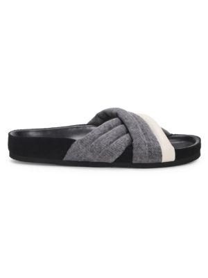 Isabel Marant Slippers Holden Denim Slides