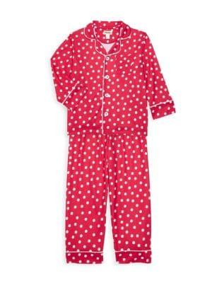 Hatley Little Girls  Pajama Set