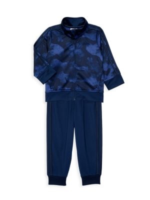 Baby Boy's 2 Piece Jacket & Pants Track Set