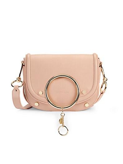 See by Chloé - Mara Leather Crossbody Bag