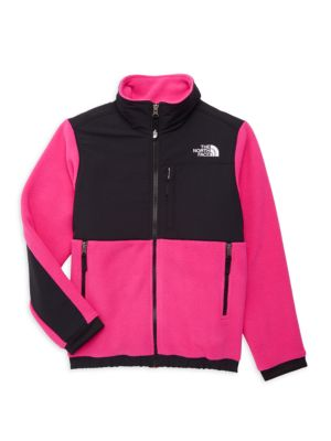 The North Face Little Girl S Girl S Denali Fleece Jacket