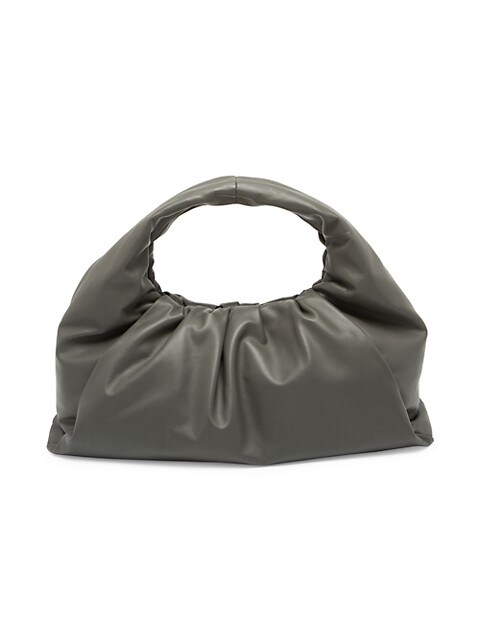 Small The Shoulder Pouch Leather Bag