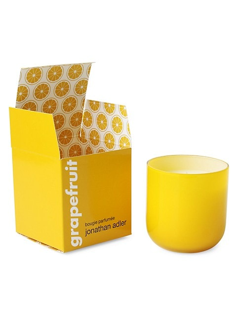 Pop Grapefruit Scented Candle