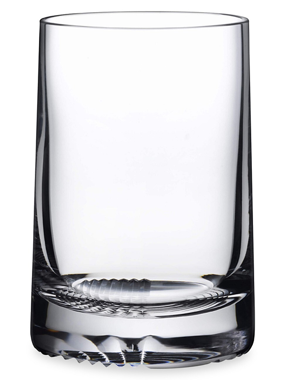 Nude Glass Alba Double Old Fashioned Glass, Set Of 2 In Transparent